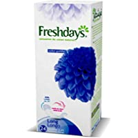 Freshdays Daily liners Long 24 pads