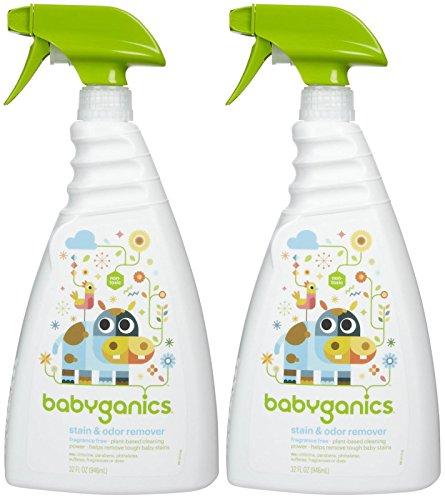 Price comparison product image Babyganics Stain Remover - Fragrance Free - 32 oz - 2 pk
