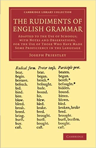 The Rudiments of English Grammar: Adapted to the Use of Schools ...