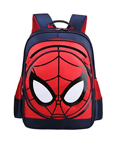 YOURNELO Marvel Backpack Bookbag Rucksack