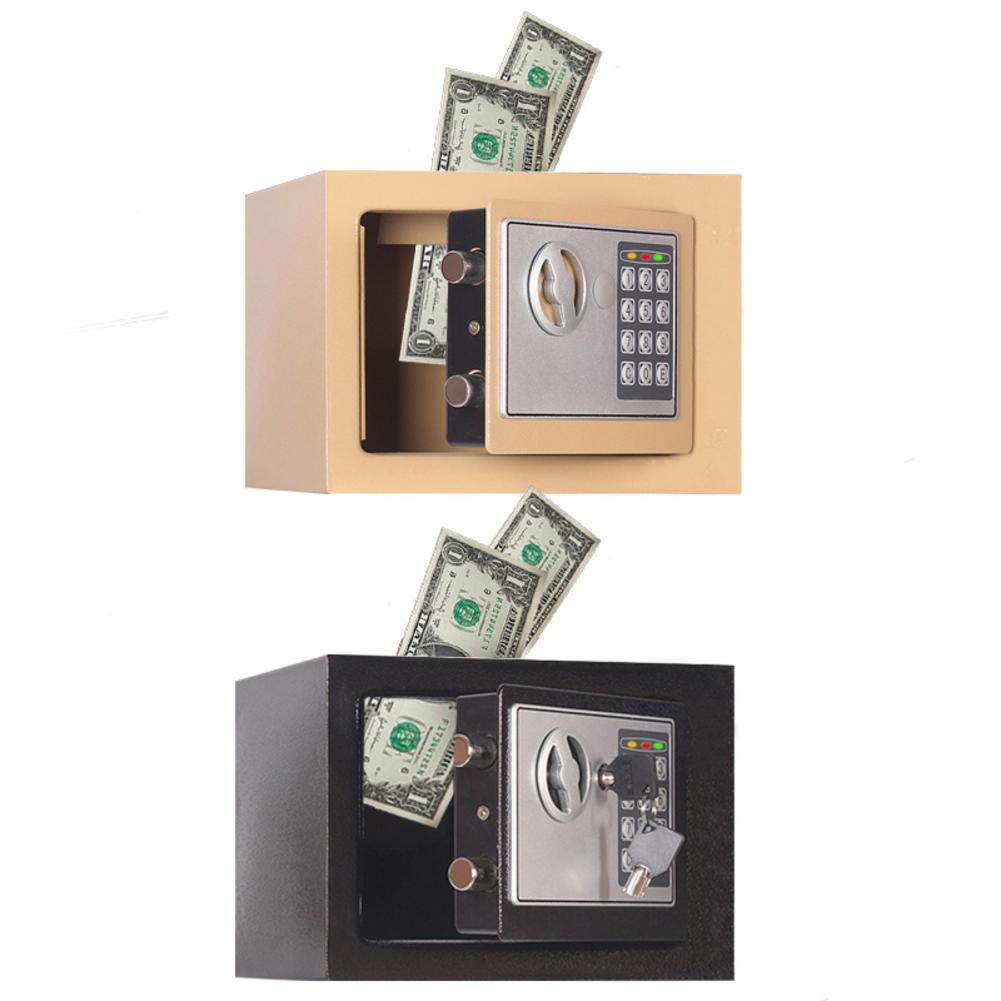 Awtang Electronic Password Piggy Bank Cash Coin Can Money Locker Auto Insert Bills Safe Box Password ATM Bank Saver Birthday Gifts For Kids everywhere