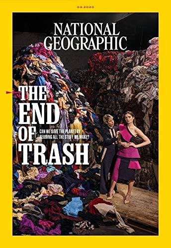 National Geographic Magazine Print Magazine