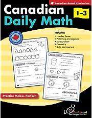 Canadian Daily Math Grades 1-3