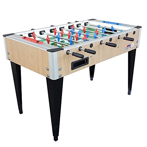 Roberto Sport College International Wood Foosball Table