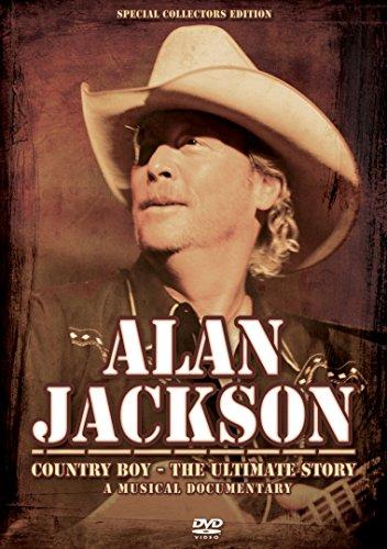Jackson, Alan - Country Boy: The Music Story (Imports Jackson)