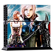NuoYa001 PS4 skins decals vinyl for playstation 4 console/Controller Final Fantasy Decal #032