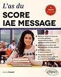 l as du score iae message r 2016 4 tests blancs