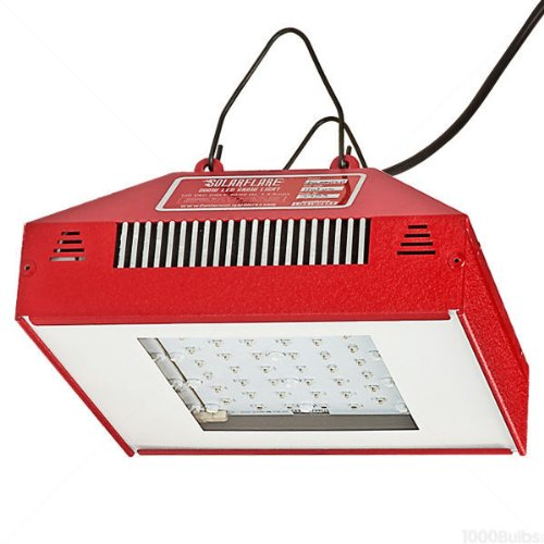 51nwUyj0aYL - SolarFlare BloomBooster 220 LED Grow Light - 165 Watts - 90 to 277 Volts - 80000 Life Hours - 3 Year Warranty - California Lightworks CLW-SF-220-BB