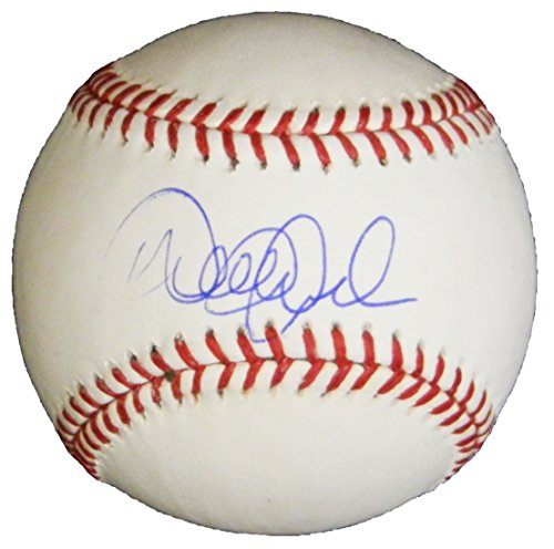 Derek Jeter Autographed Official MLB Baseball New York Yankees (Steiner Derek Jeter Signature Baseball)