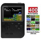 TAPDRA Handheld Game Machine, Retro Game with 400