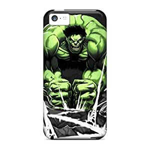 For Iphone 5c Premium Tpu Case Cover Hulk By Grimlock Hd Protective Case