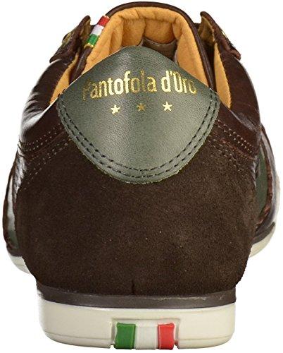 Pantofola dOro Savio Uomo Low, Scarpe Basse Uomo coffee bean (10173017.IKU)