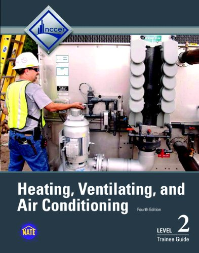 HVAC Level 2 Trainee Guide (4th Edition) by Pearson