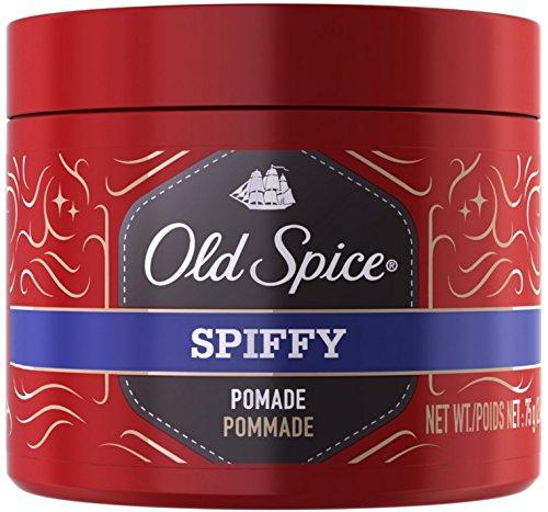 Old Spice Styler Spiffy Pomade 2.64 oz Pack of 4