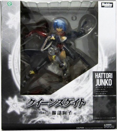 Queen's Gate Ichiban Ushirono Daimaou : Junko Hattori Hobby Japan Mail-order Exclusive PVC Figure >> Good Smile Company