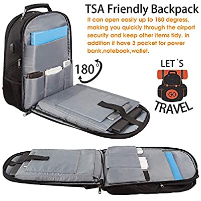 17 inch Extra Large Backpack