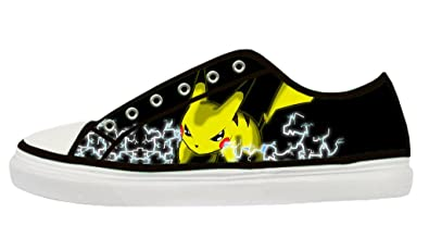 separation shoes dd732 fdabc Pokemon Pikachu Sneakers
