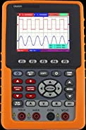 Owon HDS1021M-N Series HDS Handheld Digital Storage Oscilloscope and Digital Multimeter, 20MHz, Single Channel, 500MS/s Sample Rate with waveform record & replay?FFT Functions