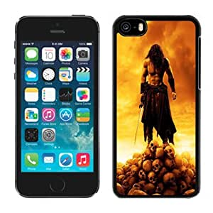 New Personalized Custom Designed For iPhone 5C Phone Case For Conan the Barbarian Poster Phone Case Cover