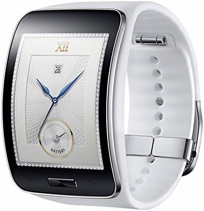 Samsung Gear S SM-R750 (S/K) Curved Super AMOLED Smart Watch ...