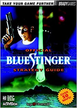 Book Blue Stinger Official Strategy Guide (Official Strategy Guides) by BradyGames (1999-09-24)