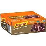 PowerBar Performance Energy Bar, Chocolate, 2.29 Ounce Bars (Pack of 12)