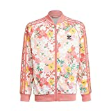adidas Originals,unisex-youth,SST Top,Trace Pink/Multicolor/Hazy Rose,X-Small