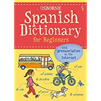 Spanish Dictionary for Beginners (Language for Beginners Dictionary)