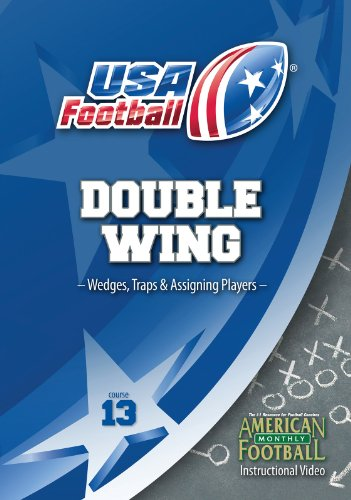 - USA Football presents Double Wing Series - Traps, Wedges, and Assigning Players
