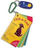 Karen Pryor, 10 Trick Card Set with I-click for Dogs