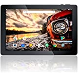 10.1 Fusion5 Android 7.0 Nougat Tablet PC - (MediaTek Quad-Core, GPS, Bluetooth 4.0, FM, 1280800 IPS Display, Google Certified Tablet PC) - Dec 2017 Release (32GB)
