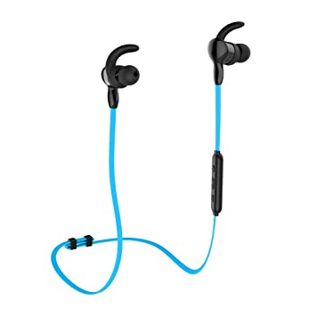 Bluetooth auriculares Aminy IPX7 resistente al agua auriculares Bluetooth 4.1 inalámbrico auriculares deporte auriculares estéreo con