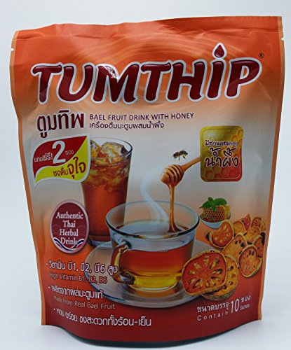 Tumtip Instant Bael Fruit Powder with