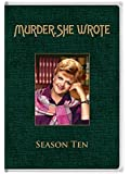 Murder, She Wrote: Season Ten [DVD]