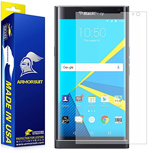 Top blackberry priv screen protector matte for 2020