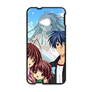 Clannad HTC One M7 Cell Phone Case Black 218y-901720