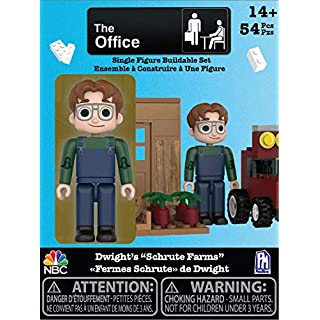 The Office Dwight's Schrute Farms Buildable Set (Single Figure)