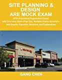 Site Planning and Design ARE Mock Exam (SPD of Architect Registration Exam), Gang Chen, 1612650112