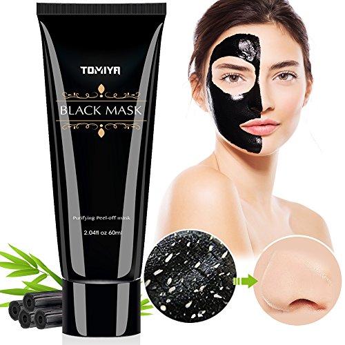 Blackhead Remover Mask, Black Mask, Peel Off Mask, Charcoal
