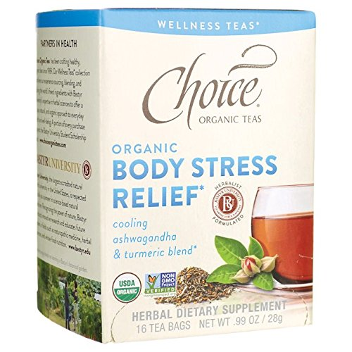 Choice Organic Stress Relief Wellness product image