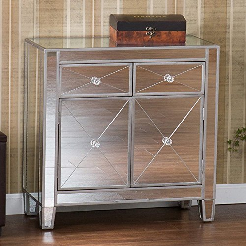 Mirage Mirrored Cabinet - Mirrored Bedside Table Shopping Results