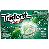 Gomas de Mascar Carteira Mint Trident 18g
