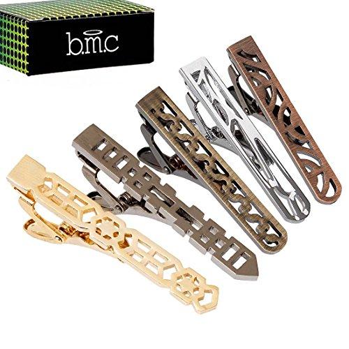 BMC 5pc Mens Mix Metal Colored