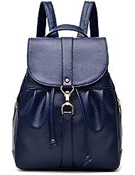 Tibes Waterproof Backpack Fashion Nylon Cute Backpack for Girls Women Drawstring Daypack