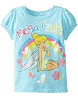 Disney Girls' Tinkerbell Tee