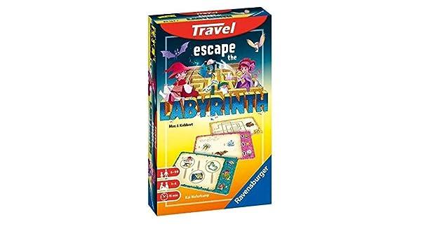 Ravensburger - Escape the Labyrinth (Ravensburger 20567): Amazon.es: Juguetes y juegos