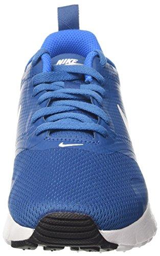 Nike Air Max Tavas GS - Zapatillas de Running Niños Azul (Industrial Blue/white-photo Blue-black)