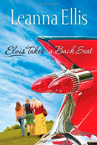 book cover of Elvis Takes a Back Seat