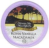keurig 80 count k cups - Vanilla Macadamia Kcup 80 Pack Single Serve Cup Kona Coffee
