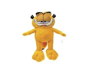 PELUCHILANDIA El Gato Garfield de Peluche (42 cm.): Amazon.es: Juguetes y juegos